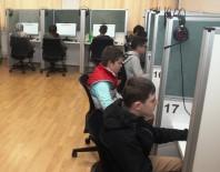 ŞEYH ŞAMIL - Türkçe E-Sınav Pilot Uygulaması Bursa'da Başladı