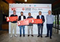 UÇAK BİLETİ - Turkish Airlines Pro-Am'in Şampiyonu Kemer Takımı Oldu