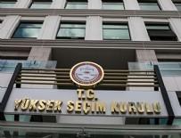İstanbul seçimlerine itirazda YSK'dan ara karar