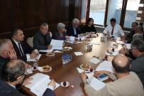 GENEL SEKRETER - 1 Mayıs Tertip Komitesi Toplandı