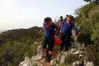 ABD'den Ölüdeniz'e Geldi, İlk Uçuşunda Kayalıklara Düşerek Hayatını Kaybetti