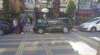 ARAÇ SAYISI - Aydın'da Kural Tanımaz Sürücüler Vatandaşı Çıldırttı