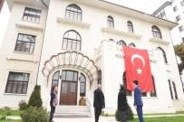 ATATÜRK EVİ - Başkan Orkan'dan Atatürk Evi Projesi