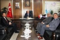 Başkan Pekmezci'ye Tebrik Ziyaretleri Devam Ediyor