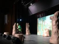 BOSCH - Bosch Çevre Çocuk Tiyatrosu Oyunu, Taşköprülü Çocuklarla Buluştu