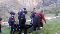 Çapa Motorunu Kurtarmak İsterken Uçuruma Yuvarlanıp Hayatını Kaybetti