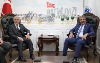 Darende Belediye Başkanı Özkan'dan, Güder'e Ziyaret