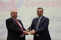 OKTAY KALDıRıM - Fırat Havzası Gazeteciler Cemiyeti'nin 32'İnci Yılı Kutlandı