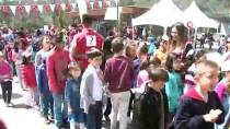 KÖPEK YAVRUSU - Genç Kızılay'ın Çocuk Festivali Mavi Göl'de Gerçekleşti