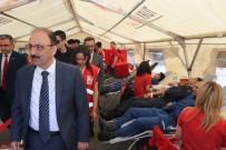 Kızılay'dan Kan Ve Kök Hücre Bağışı Kampanyası