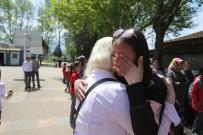 Kocaeli'ye Gelen Çocuklar, Gözyaşları Arasında Ülkelerine Döndü