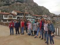 TÜRKÇE ÖĞRETMENI - Öğrenciler Şehzadeler Şehri Amasya'da