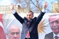 İBRAHİM KORKMAZ - Orhangazi'de Başkan Yardımcıları Kılıç Ve Korkmaz Oldu