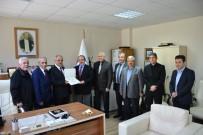 GENEL SEKRETER - Prof. Dr. Erbay Üniversiteye 3 Bin Ciltlik Eser Bağışladı