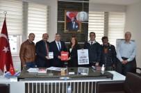 MUSTAFA ÜNAL - STK'lardan Başkan Altun'a Ziyaret