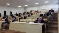 BURKINA FASO - Uluslararası Öğrenciler Düzce Üniversitesi Öğrencisi Olmak İçin Ter Döktü