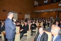 ERSIN YAZıCı - Vali Yazıcı, Öğretmen Adayları İle Buluştu