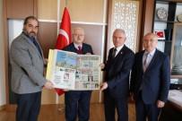 BAŞARI ÖDÜLÜ - Yarım Asırlık Gazetenin  Arsivi  Bozok Üniversitesi Kütüphanesi'nde