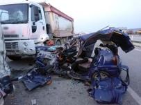 Yozgat'ta Trafik Kazası Açıklaması Çok Sayıda Yaralı Var