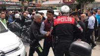 ŞEKERHANE MAHALLESİ - Alanya'da 'Dur' İhtarına Uymayan Motosikletli Polisleri Alarma Geçirdi