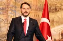 Murat Kurum - Bakan Albayrak'tan Finans Merkezi Açıklaması