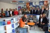 YARDIM MALZEMESİ - Biga Ortaokulu'dan Kardeş Okula Yardım Kampanyası