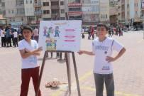 YALÇıN SEZGIN - Bucak'ta Çocuk Oyunları Şenliği