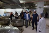 KONURALP - Düzce Üniversitesi Öğrencileri Açık Mutfakta
