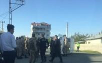 Iğdır'da Askeri Araca Tır Arkadan Çarptı Açıklaması 10 Asker Hafif Yaralandı