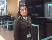 Havalimanında hakarete suç duyurusu