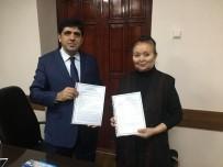 Kardeş Ülke İle 'Memorandum Of Understandıng' Protokolü İmzalandı