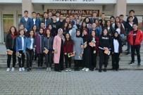 EŞIT AĞıRLıK - Liseli Öğrenciler Düzce Üniversitesi'ni Gezdi
