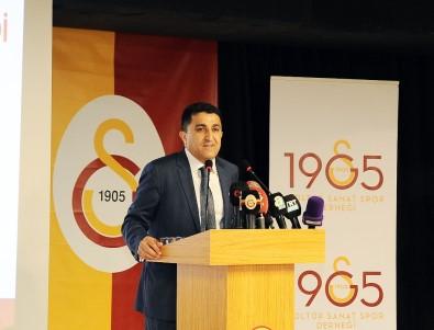 Mustafa Cengiz Açıklaması 'Bir Yerde Şampiyonluk Varsa Galatasaray Oradadır'