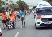 OMURİLİK FELCİ - Omurilik Felçli Milli Sporcu Tuğçe Akgün Açıklaması