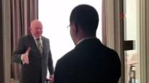 EKONOMİK YAPTIRIM - Rus Diplomat İle Venezuela Dışişleri Bakanı Arasında Samimi Diyalog