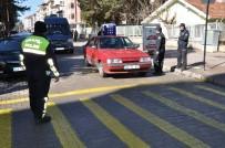 ÇAĞATAY HALIM - Trafik İhlallerine Ceza Yağdı
