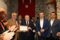 YARGITAY BAŞKANI - Yargıtay Başkanı Cirit'e Hatay'da 'Hemşehrilik Beratı' Verildi