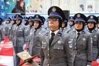 AİLE İÇİ ŞİDDET - Afgan Kadın Polis Adayları Zorlu Eğitimin Ardından Mezun Oldu