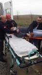 Aksaray'da Pikap Yoldan Çıktı Açıklaması 1 Yaralı
