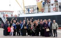 EMEKLİ ALBAY - Asker Arkadaşları Ve Aileleri 40 Yıl Sonra Buluştu