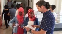 SINAV MERKEZLERİ - DPÜ'de Yabancı Uyruklu Öğrenci Sınavı
