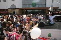 ONUR EROL - Forum Çamlık'tan Çocuklara Özel Onur Erol Konseri