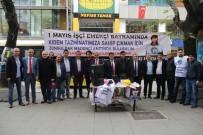 VERGİ DAİRESİ - GMİS 1 Mayıs'a Davet Etti