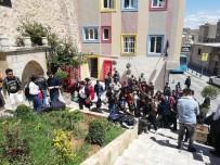 SÜRYANI - Paskalya Bayramı Öncesi Turistlerin Gözdesi Süryani Çöreği