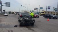 JEEP - Polisten Kaçarken Kaza Yaptı Açıklaması 6 Yaralı