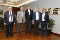 İBRAHIM ÇETIN - Şeffaf Ve Katılımcı Belediyecilik Anlayışı Sürecek