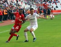 TARIK ÇAMDAL - Spor Toto Süper Lig Açıklaması Antalyasppor Açıklaması 1 - Büyükşehir Belediye Erzurumspor Açıklaması 1 (Maç Sonucu)