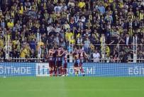 MEHMET TOPAL - Spor Toto Süper Lig Açıklaması Fenerbahçe Açıklaması 0 - Trabzonspor Açıklaması 1 (İlk Yarı)