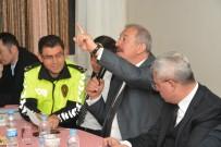 Tokat'ta Emniyet Mahallelerde 'Huzur Toplantısı' Yapıyor