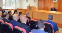 İSMAİL YILMAZ - Yeni Muhtarlar İlk Toplantısını Yaptı